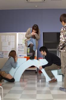 宇都宮メディア・アーツ専門学校オフィシャルブログ-構造実験01